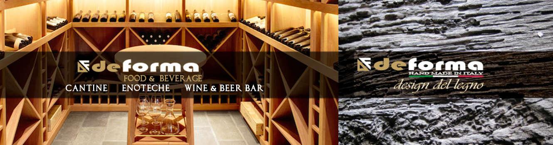 Home arredamento cantine vinicole su misura arredi per enoteche progettazioni e - Mobili per cantine ...