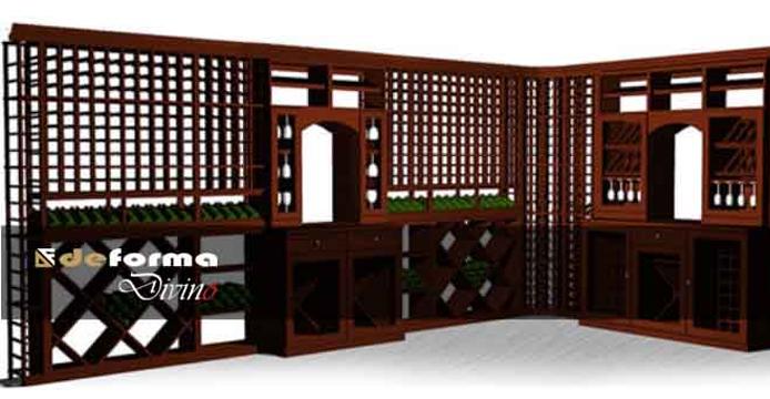 - Arredamento cantina, enoteca e wine bar.Progetti e arredi per ...